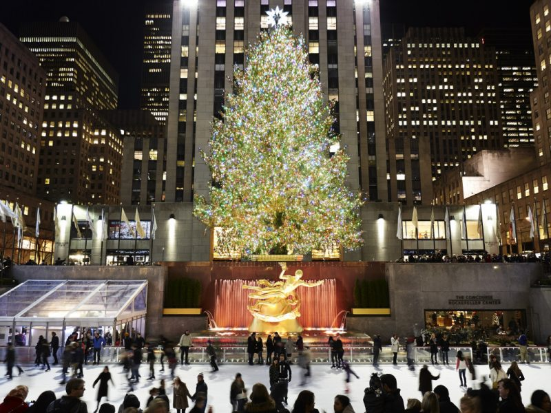 The Rink at Rockefeller Center – SEO