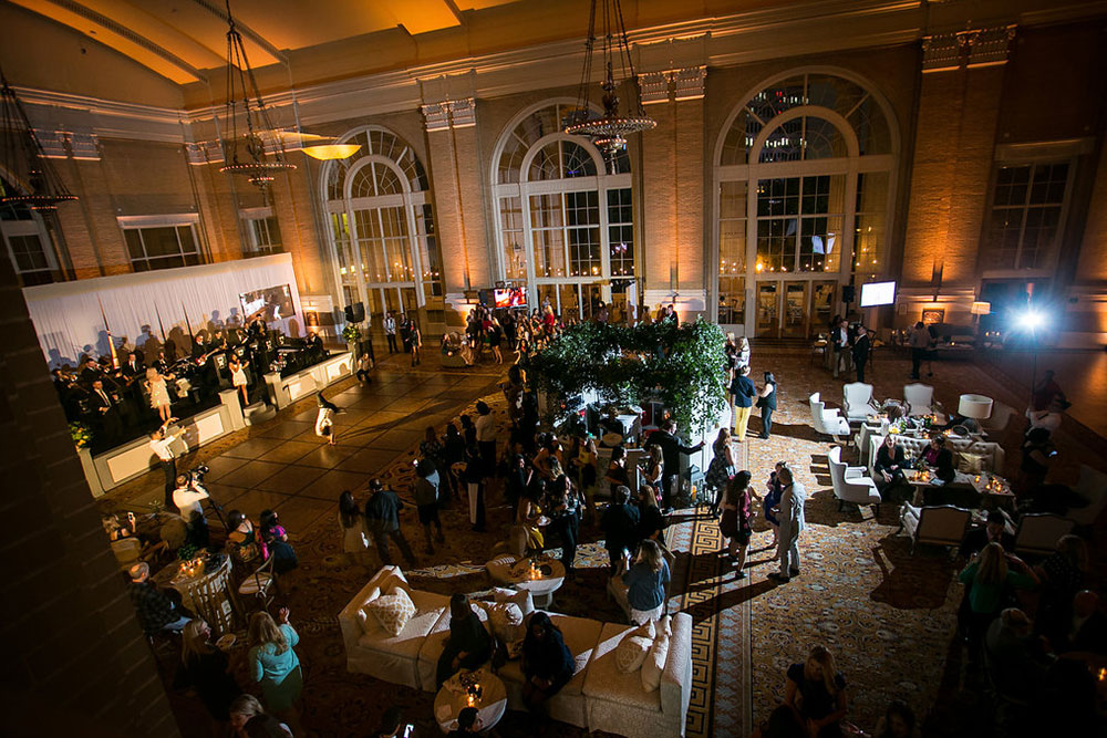 Online Conversions Turned Into Revenue for Wolfgang Puck's Union Station Location