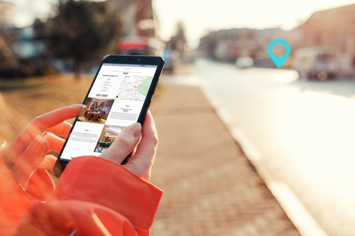 Building a Website Location Page for SEO
